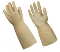 Испытание - диэлектрических перчаток повышенным напряжением.