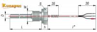 Датчик температуры ДТС074-50М.В3.250/3.ЕХ-Т4 - автоклава для домашнего консервирования Кипарис модель КИП-1